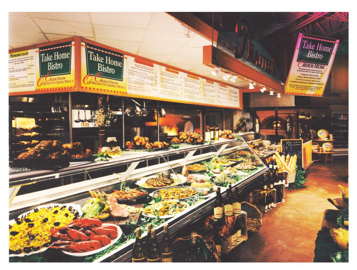 Photo of Sutton Place Gourmet Hayday Market Mclean Virginia prepared foods department by Centre Street Creative